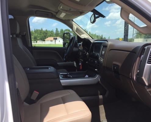 2017 Chevrolet Silverado 3500 Bengal